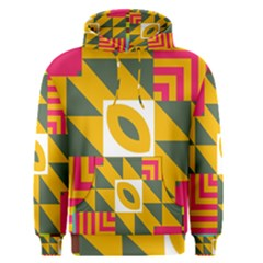 Shapes in a mirror Men s Pullover Hoodie