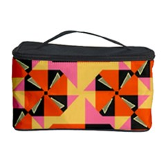 Windmill in rhombus shapes Cosmetic Storage Case