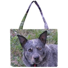 Australian Cattle Dog Blue Tiny Tote Bags