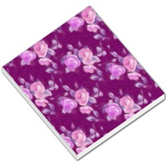 Vintage Roses Pink Small Memo Pads