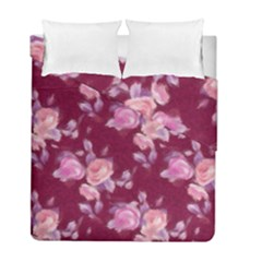Vintage Roses Duvet Cover (twin Size)