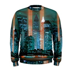 New York 2014 1206 Men s Sweatshirts
