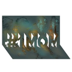 Broken Pieces #1 MOM 3D Greeting Cards (8x4)