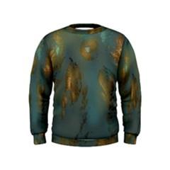 Broken Pieces Boys  Sweatshirts