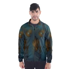 Broken Pieces Wind Breaker (men)