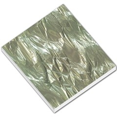 Crumpled Foil Small Memo Pads