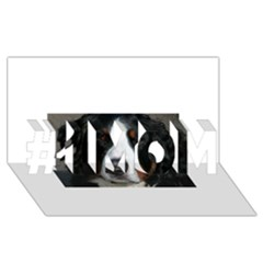 Bernese Mountain Dog #1 MOM 3D Greeting Cards (8x4)