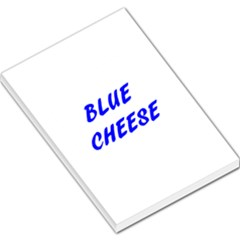 Blue Cheese Large Memo Pads