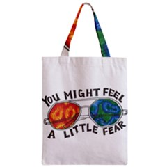 Little fear Classic Tote Bags