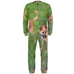 Carolina Dog Full 2 OnePiece Jumpsuit (Men)