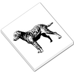 Chesapeake Bay Retriever Drawing Small Memo Pads