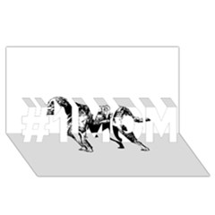 Chesapeake Bay Retriever Drawing #1 MOM 3D Greeting Cards (8x4)