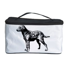 Chesapeake Bay Retriever Drawing Cosmetic Storage Cases