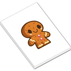 Gingerman Large Memo Pads