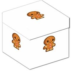 Gingerman Storage Stool 12