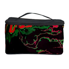 Unique Marbled 2 Tropic Cosmetic Storage Cases