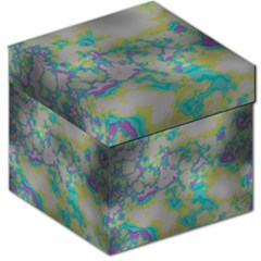 Unique Marbled Candy Storage Stool 12