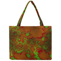 Unique Marbled Hot Tiny Tote Bags
