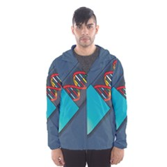 Dna Capsule Hooded Wind Breaker (men)