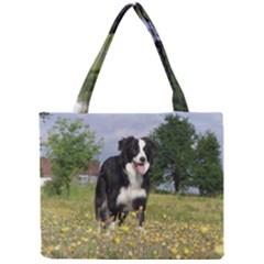 Border Collie Full 3 Tiny Tote Bags