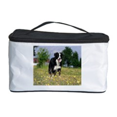 Border Collie Full 3 Cosmetic Storage Cases