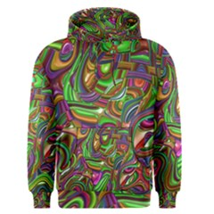 Art Deco Men s Pullover Hoodies