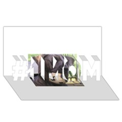 Cane Corso #1 MOM 3D Greeting Cards (8x4)