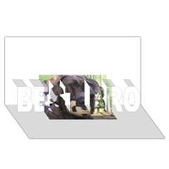 Cane Corso BEST BRO 3D Greeting Card (8x4)