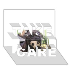 Cane Corso TAKE CARE 3D Greeting Card (7x5)