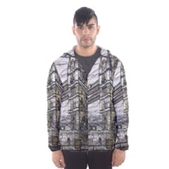 Metal Art London Tower Bridge Hooded Wind Breaker (Men)