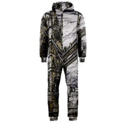 Metal Art London Tower Bridge Hooded Jumpsuit (Men)