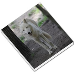 White Wolf Small Memo Pads