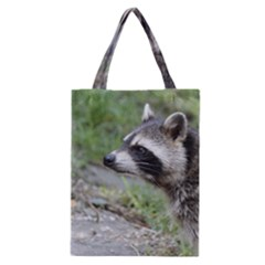 Racoon 1115 Classic Tote Bags