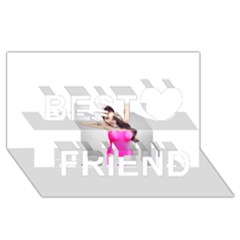 4239411344 56270cf808794 Articlex Best Friends 3D Greeting Card (8x4)