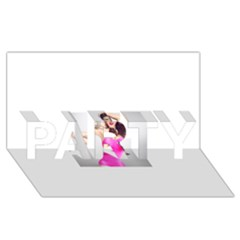 4239411344 56270cf808794 Articlex PARTY 3D Greeting Card (8x4)