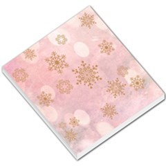Winter Bokeh Pink Small Memo Pads