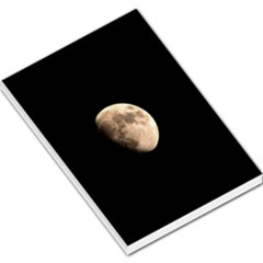 Half Moon Large Memo Pads