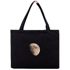 Half Moon Tiny Tote Bags