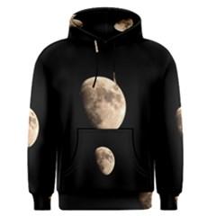 Half Moon Men s Pullover Hoodies