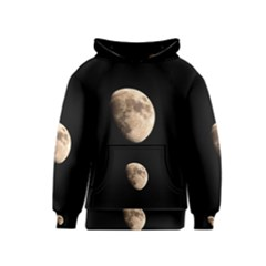 Half Moon Kid s Pullover Hoodies
