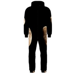 Half Moon Hooded Jumpsuit (Men)