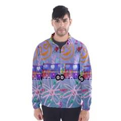 Summer Of Love   The 60s Wind Breaker (Men)