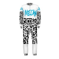 Scan Me! Onepiece Jumpsuit (kids)