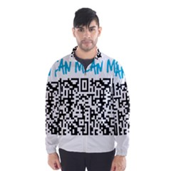 Scan Me! Wind Breaker (Men)