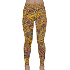 Happy Hot Yoga Leggings