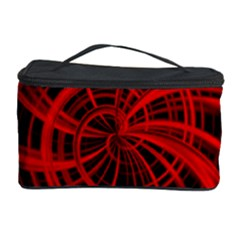 Happy, Black Red Cosmetic Storage Cases