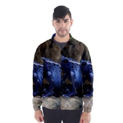 Blue Poison Arrow Frog Wind Breaker (Men)