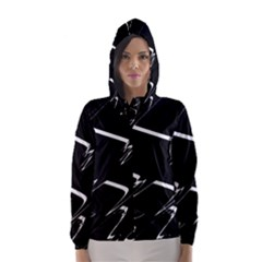 Bw Glitch 3 Hooded Wind Breaker (Women)
