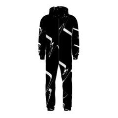 Bw Glitch 3 Hooded Jumpsuit (Kids)