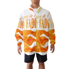 its better to burn out than to fade away Wind Breaker (Kids)
